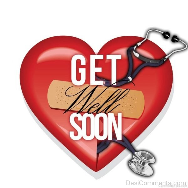 Get Well Soon Love Image