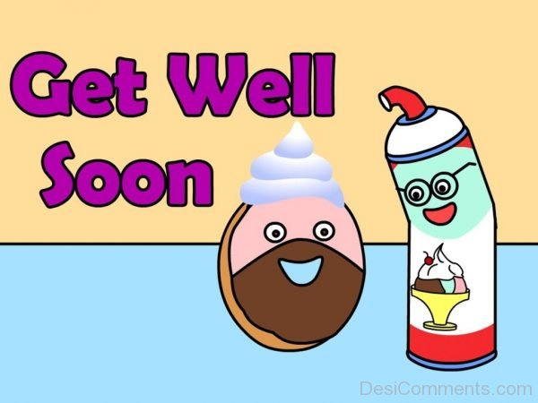 Get Well Soon Pic !