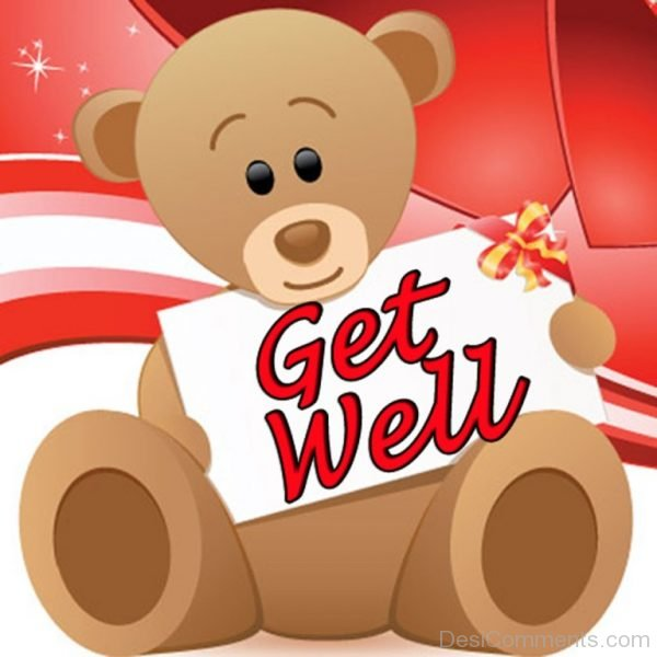 Get Well Soon - Picture