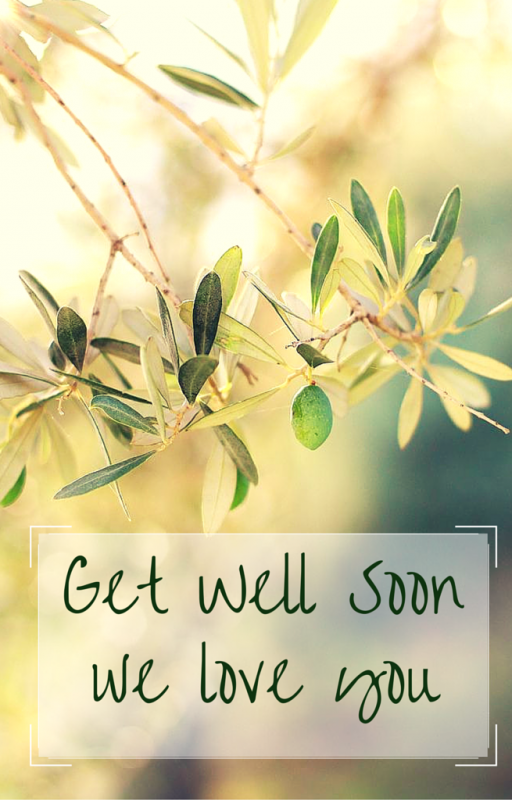 Get Well Soon We Love You