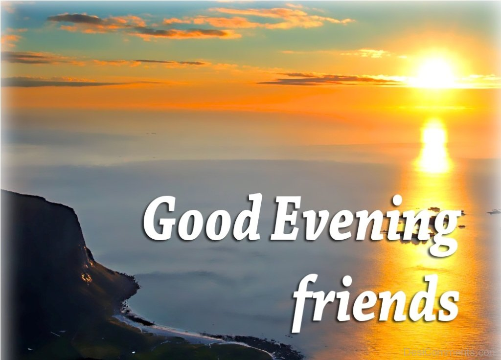 Good evening pictures images graphics for facebook whatsapp for Good comments on pic