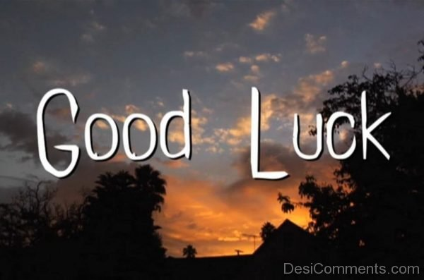 Good Luck Photo