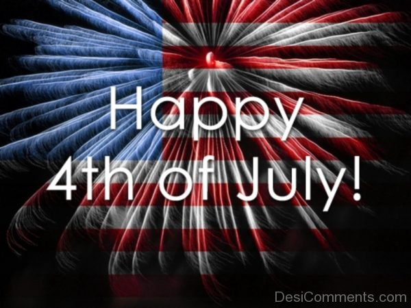 Happy 4th July Image
