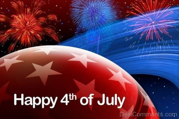 Happy 4th Of July – Image