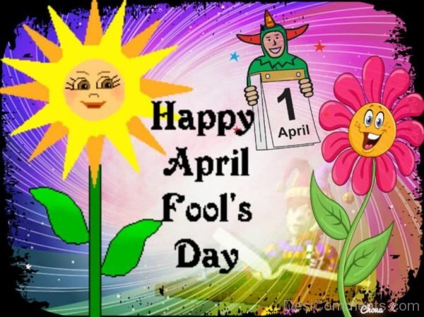 Happy April Fools Day – Image