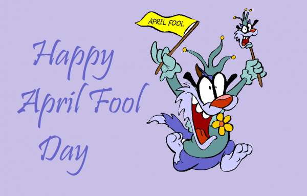 Happy April Fools Day Photo