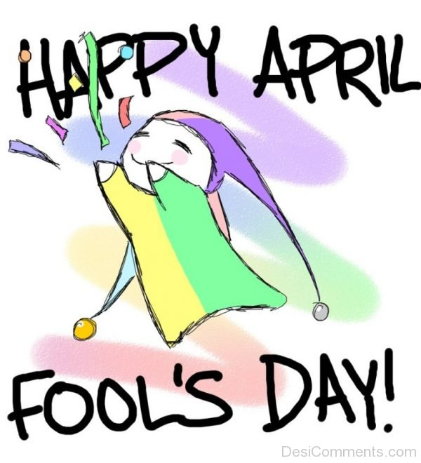 Happy April Fools Day – Pic