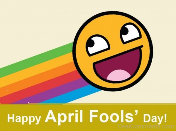 Happy April Fools Day – Picture