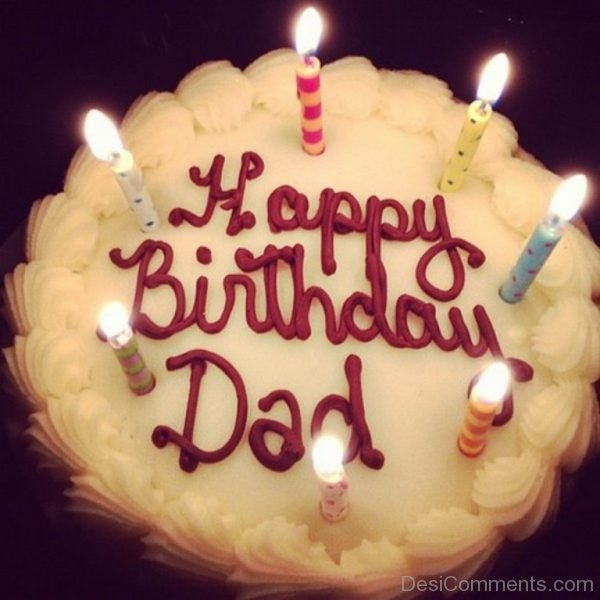 Happy Birthday Dad Image