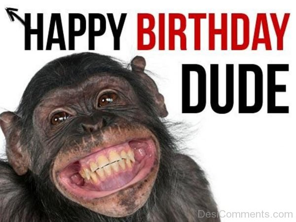 happy birthday dude Shop for the perfect happy birthday dude gift from our wide selection of designs, or create your own personalized gifts.