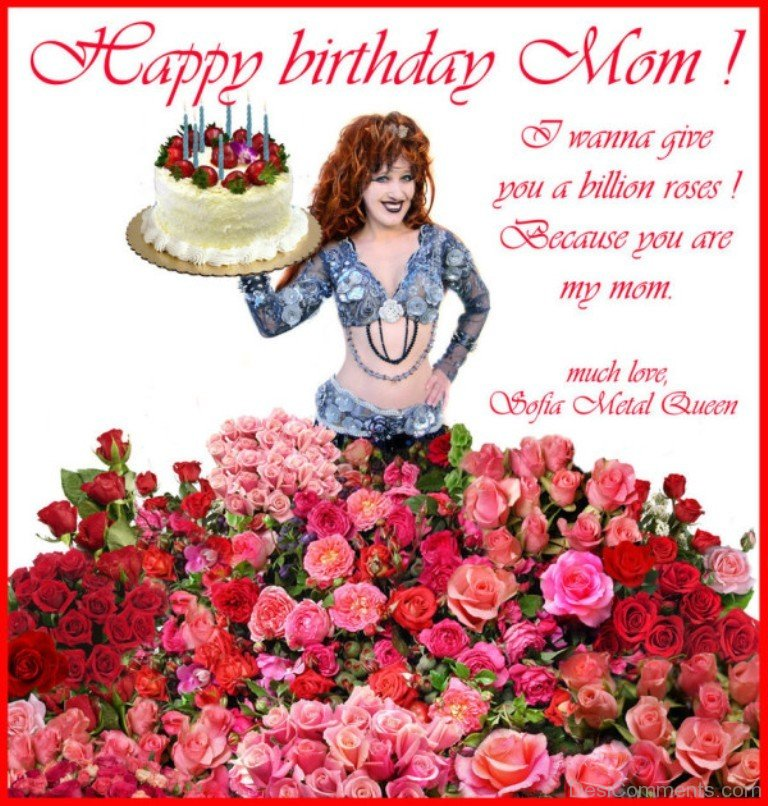 Birthday Wishes for Mother Pictures, Images, Graphics for ...