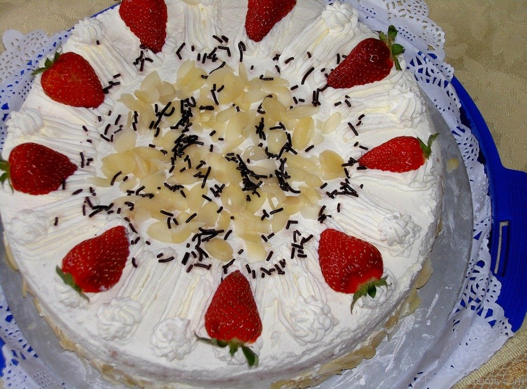 Happy Birthday Nice Cake Picture Desicomments