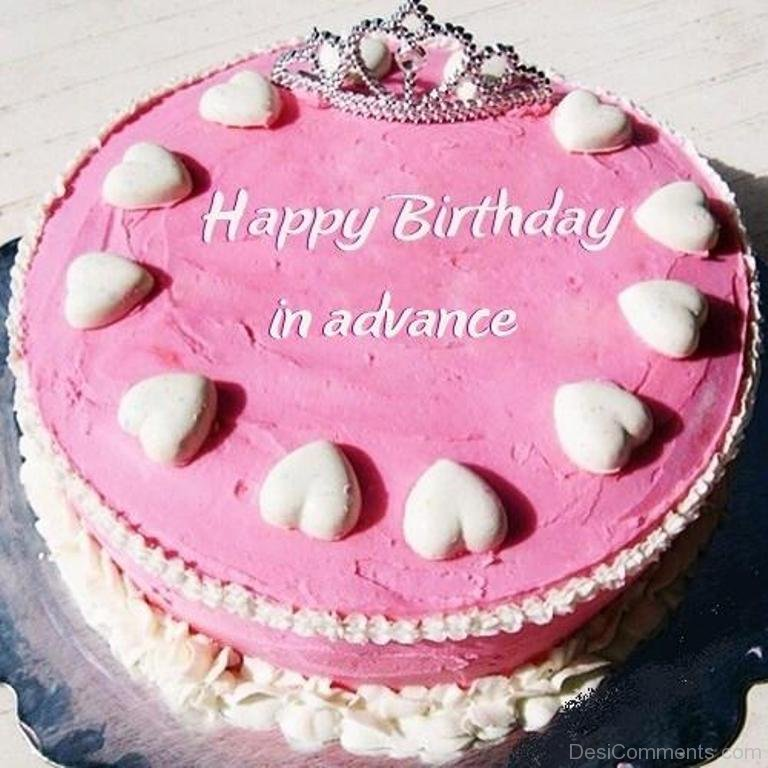 Happy Birthday To You With Cake Desicomments