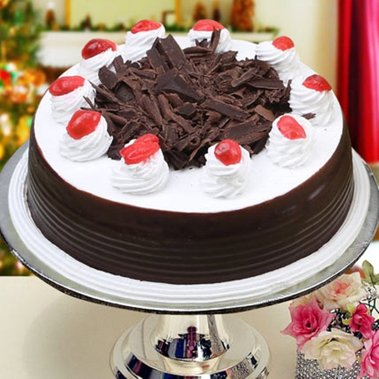 Happy Birthday With Chocolate Picture Desicomments