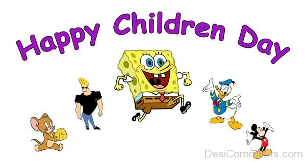 Happy Children Day - Picture