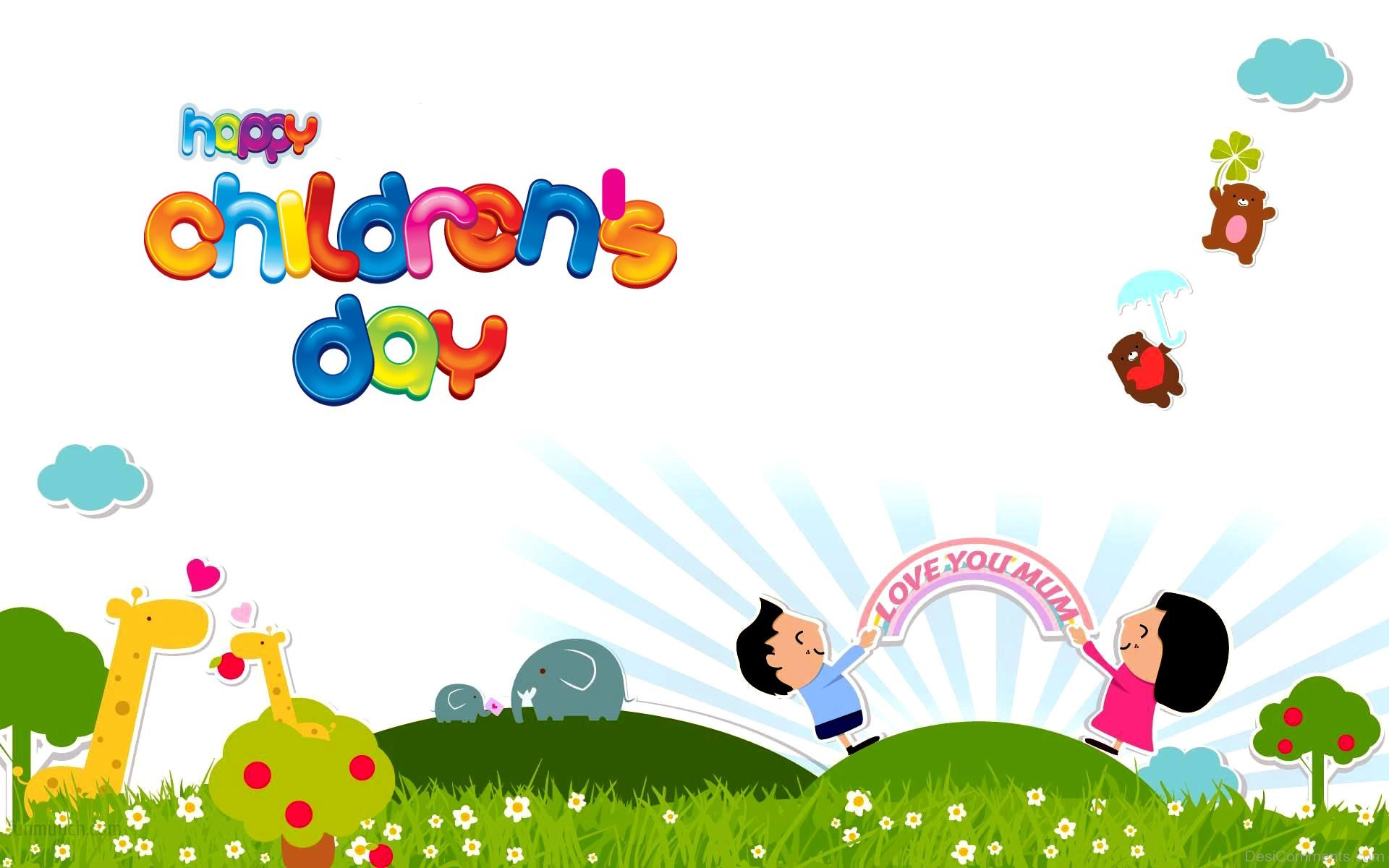 Children's Day Pictures, Images, Graphics - Page 2