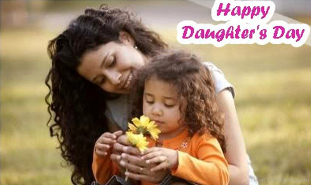 daughters' day - photo #27