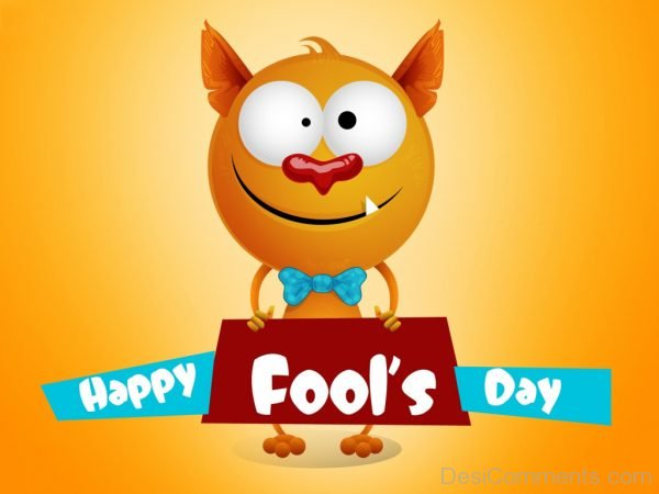 Picture: Happy Fools Day