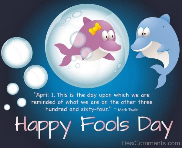 Happy Fools Day Photo