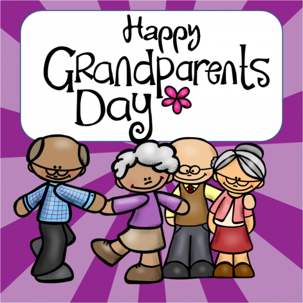 Happy Grandparents Day Image