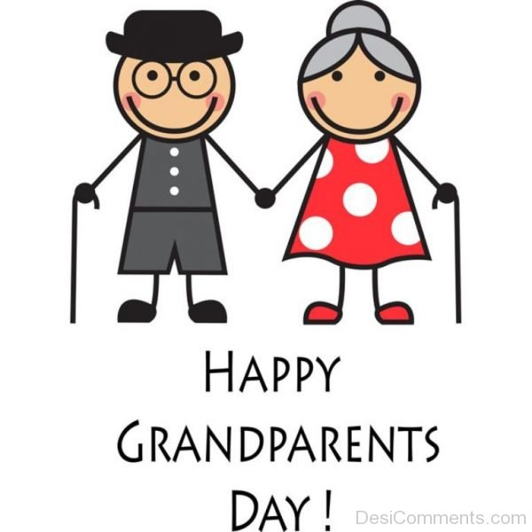 Happy Grandparents Day Photo