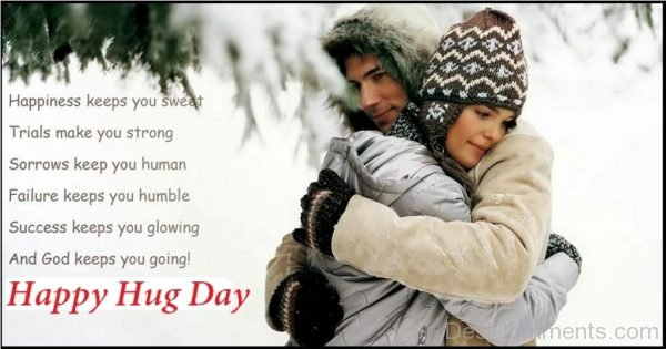 Happy Hug Day Picture
