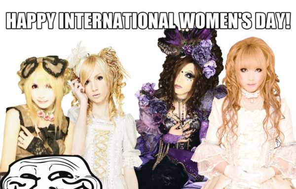 Happy International Womens Day Image