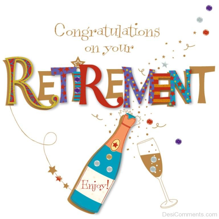 Happy Retirement Pictures, Images, Graphics - Page 10