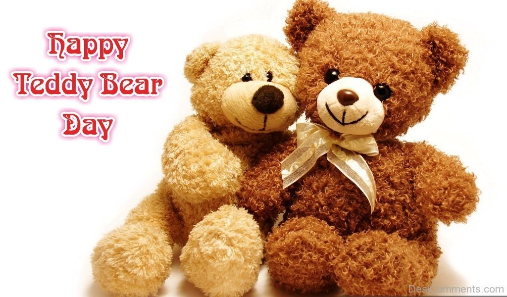 Image result for happy teddybear day