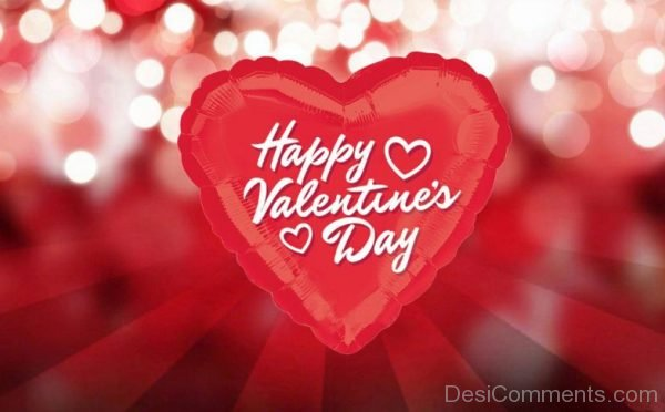 Happy Valentine Day Beautiful Image