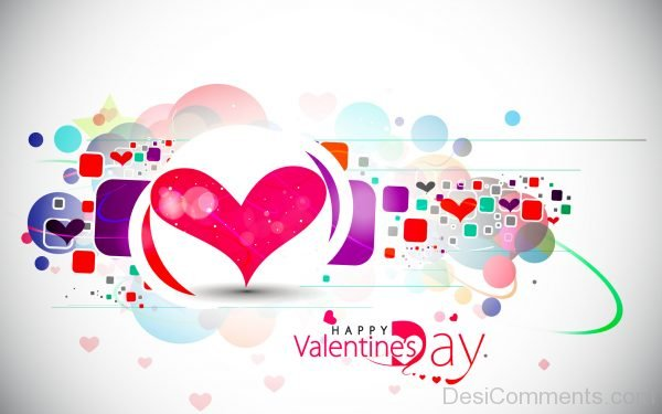 Happy Valentine Day Cute Image