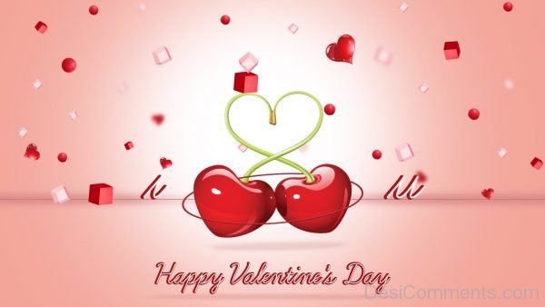 Happy Valentine Day Pretty Picture