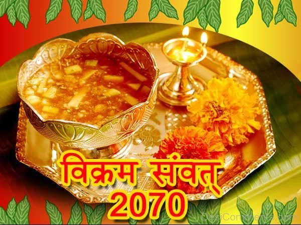 Happy Vikram Samvat 2070