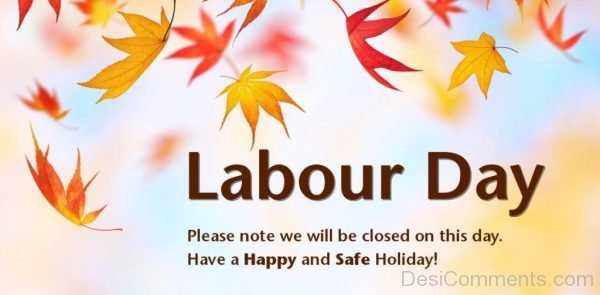 Have A Happy And Safe Holiday