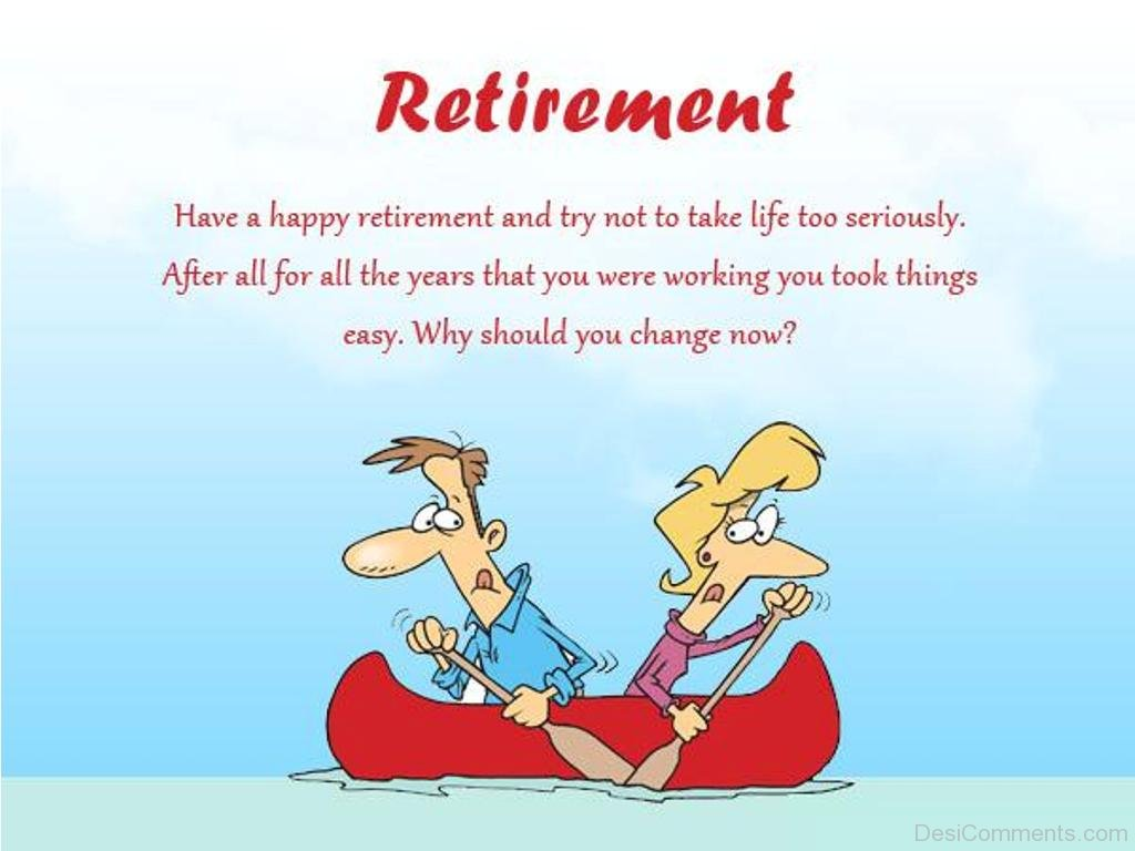 Happy Retirement Pictures, Images, Graphics - Page 5