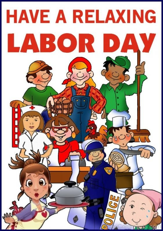 Have A Relaxing Labour Day