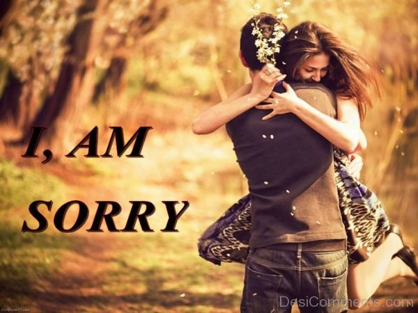 Picture: I Am Sorry Image