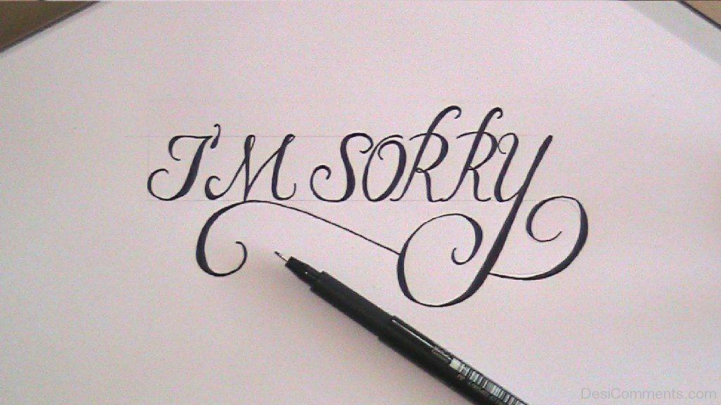 Sorry pictures images graphics i am sorry photo thecheapjerseys Choice Image