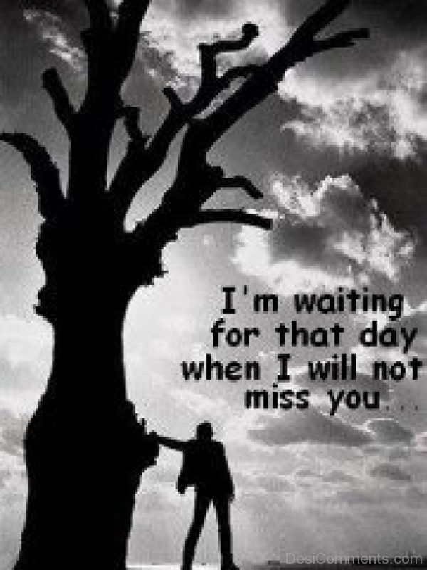I Am Waiting For That Day