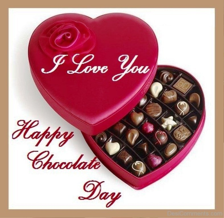 Chocolate Day Pictures, Images, Graphics for Facebook ...