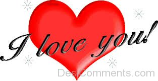 Picture: I Love You Image !