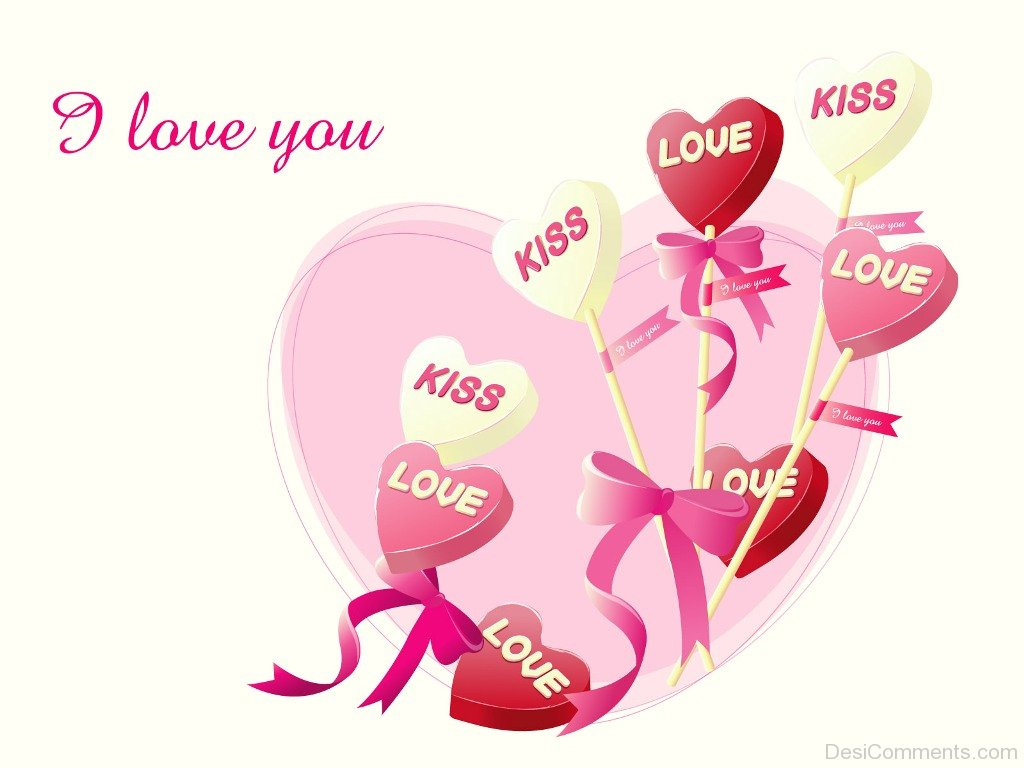 Download I Love You HD wallpaper