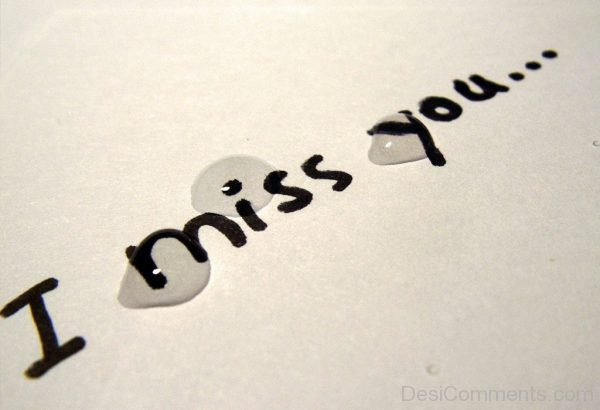 Picture: I Miss You Image