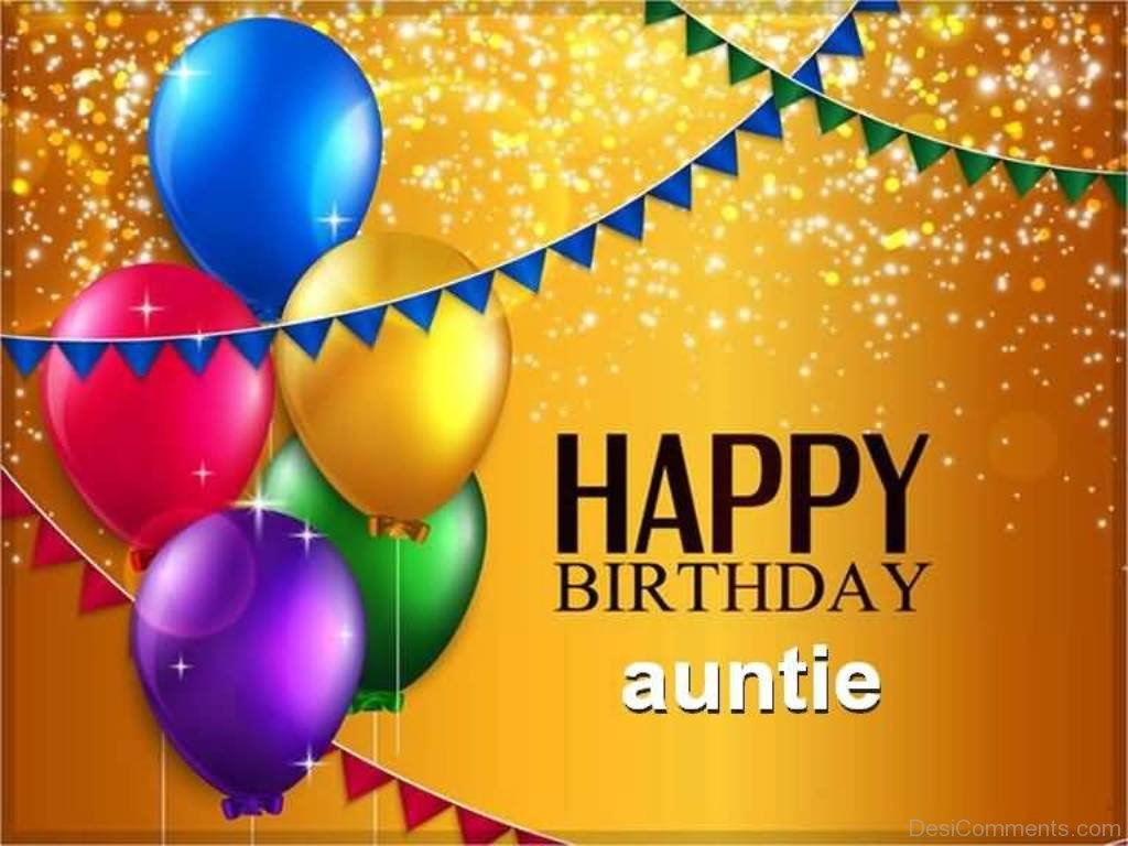 Birthday Wishes for Aunt Pictures, Images, Graphics - Page 2