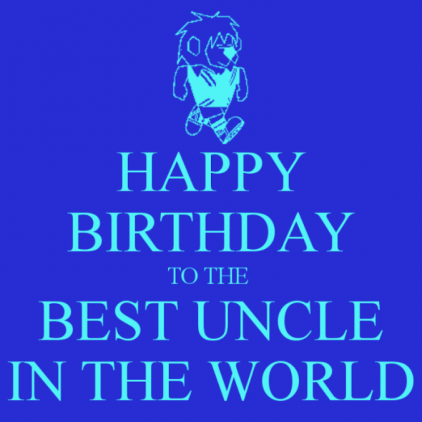 Image Of Happy Birthday Uncle