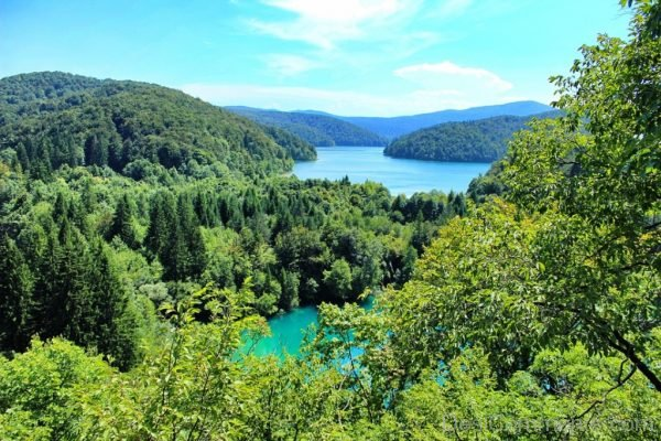 Lake Paradise Croatia
