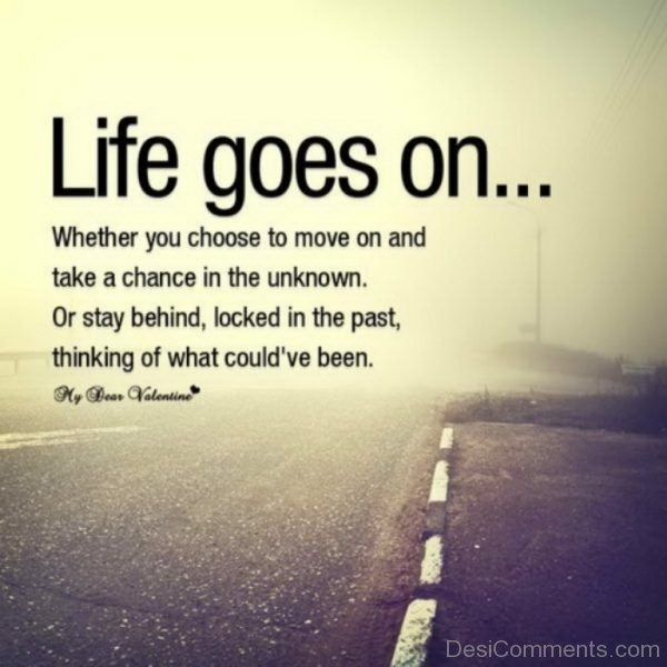 Picture: Life Goes On