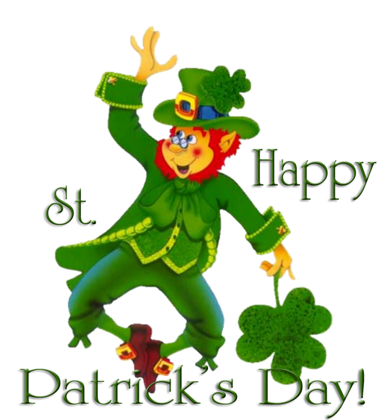 Lovely Happy St. Patrick's Day Image - DesiComments.com