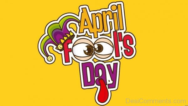 Lovely Image Of April Fools Day