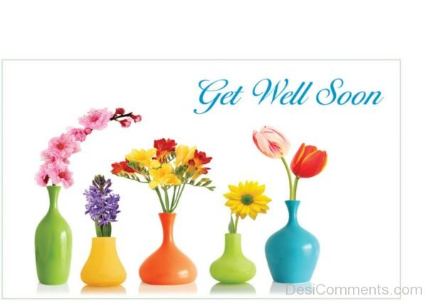 Lovely Image Of Get Well Soon